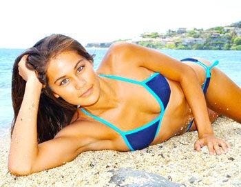 $ハワイの水着HONEY GIRL:サーフィンのための水着ブランド