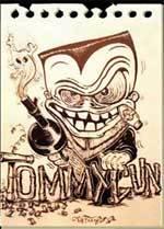 $TOMMY GUN(トミーガン)