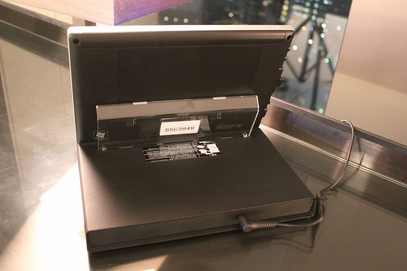 NEC特選街情報 NX-Station Blog-LaVie Touch PC-LT550FS 背面