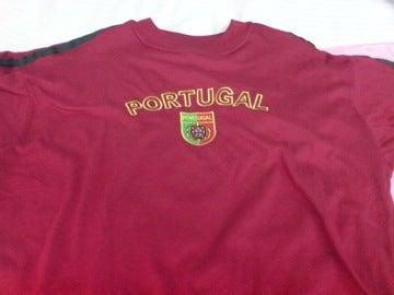ポルトガルTシャツ