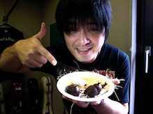 $押尾コータロー オフィシャルブログ「ときど記」Powered by Ameba-カブトムシ
