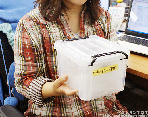 goodsmile company Mikatan's Blog English Version