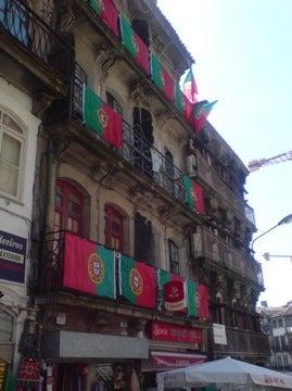 ポルトガルな建物