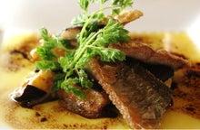 食べて飲んで観て読んだコト+レストラン・カザマ-秋刀魚のソテー