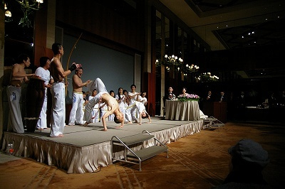 竜太のカポエイラブログ(イベントやメディア出演、ブラジル話など)-デズロカメント
