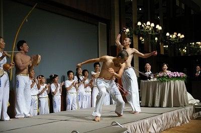 竜太のカポエイラブログ(イベントやメディア出演、ブラジル話など)-終わった感ある写真