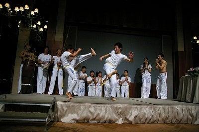 竜太のカポエイラブログ(イベントやメディア出演、ブラジル話など)-カポエィラで平和に