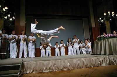 竜太のカポエイラブログ(イベントやメディア出演、ブラジル話など)-大学生荻原