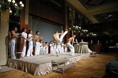 竜太のカポエイラブログ(イベントやメディア出演、ブラジル話など)-最後は蹴り合いまくり