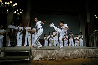 竜太のカポエイラブログ(イベントやメディア出演、ブラジル話など)-竜太笹森