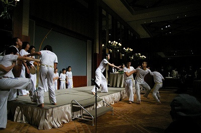 竜太のカポエイラブログ(イベントやメディア出演、ブラジル話など)-アマンダのためにケンカ!