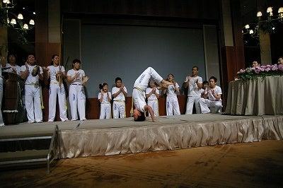 竜太のカポエイラブログ(イベントやメディア出演、ブラジル話など)-くうご