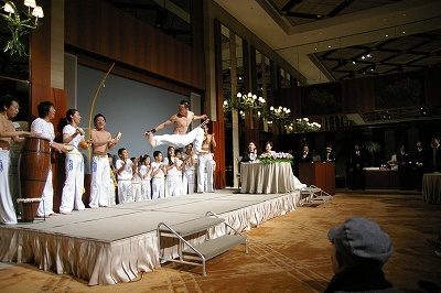 竜太のカポエイラブログ(イベントやメディア出演、ブラジル話など)-派手めに