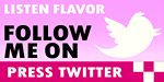 LISTEN FLAVOR Press Twitter