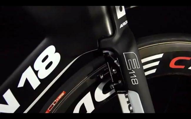 自転車サンプル計画 : AEGON 18 ...