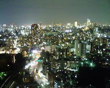 専門家と学ぶ経営支援セミナー@中目黒-中目黒の39階から夜景