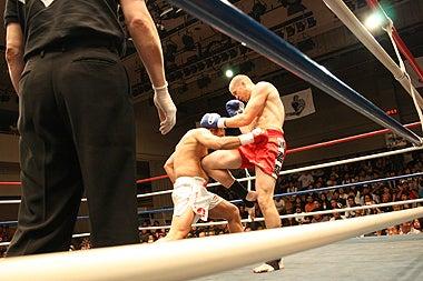 新日本キックボクシング協会TITANS NEOS Ⅹ 模様4