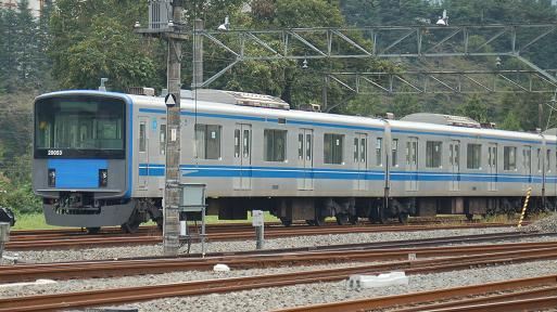 ぽけあに鉄道宣伝部日誌(仮)-Not of service sb20153F