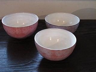 晴れのち曇り時々Ameブロ-八戸焼(茶碗)