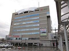 晴れのち曇り時々Ameブロ-八戸駅前のユートリー