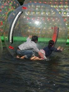 日々 更に駆け引き-水遊び