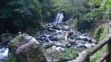 日々 更に駆け引き-叶い岩と初景滝