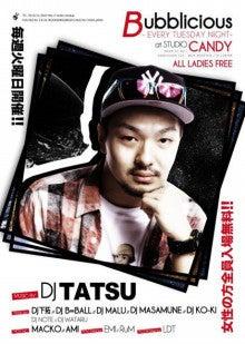 $DJ TATSU BLOG