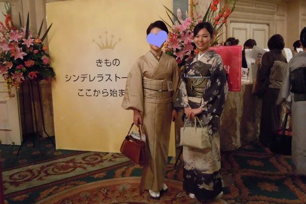 Yukoのハンドメイド+着物雑記-日本和装修了記念パーティin大阪