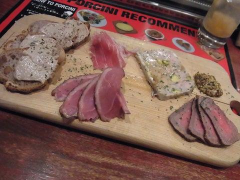 美味しいお店探し旅 -関西中心にいろいろ--Bar Porcini バール ポルチーニ