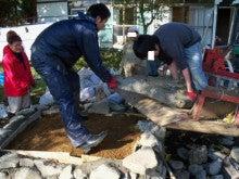 チャレンジキャンプ2011-大きい石