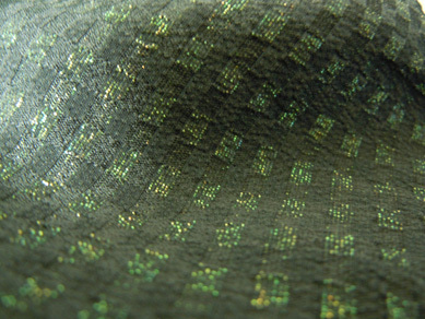 Yukoのハンドメイド+着物雑記-ラメラメ帯揚げ