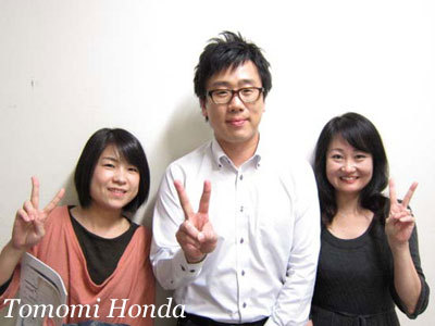 韓国料理研究家・ほんだともみのコリアンワールド-古家正亨さん