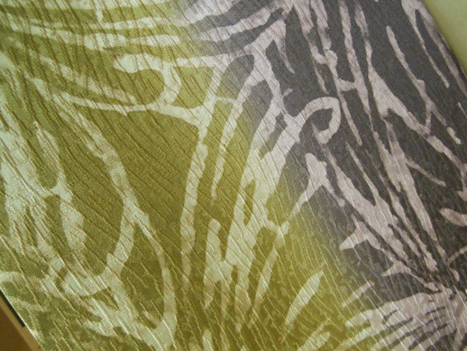 Yukoのハンドメイド+着物雑記-岡山工芸ろうけつ染の帯
