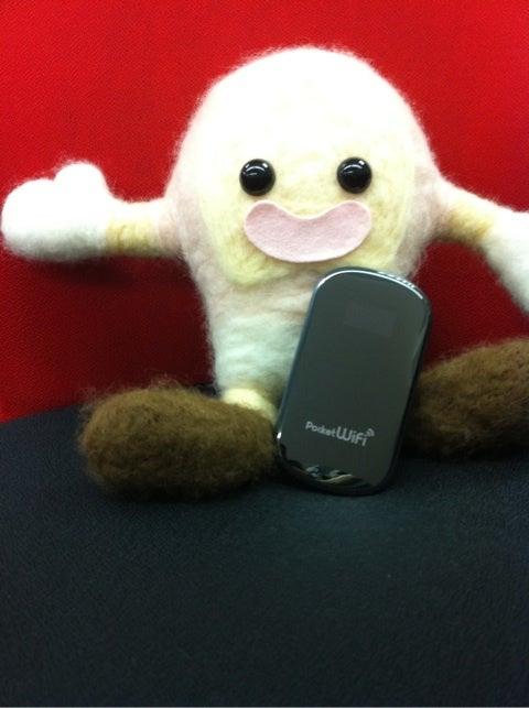 日本で使えるインターネット回線をレンタル!e-ca  WiMAXより速い!?ポケットWifi GP02がe-caからもデビュー!