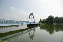 毎日はっぴぃ気分☆-水元大橋