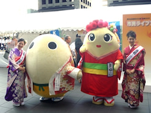 京都きものオーディション-国文祭市民ステージ