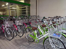 自転車店の乱(イオン・あさひ ...