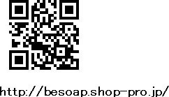 $BEの手作り石鹸-QR