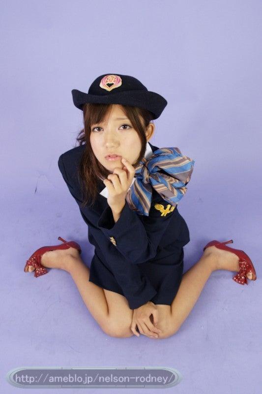 10円豆腐-瀬戸美紗子 CA(キャビンアテンダント)