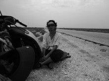 自転車世界横断!!TERU-TERU project-Mauritania roads07