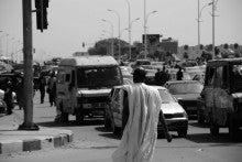 自転車世界横断!!TERU-TERU project-Mauritania roads01