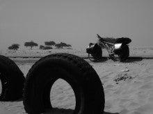 自転車世界横断!!TERU-TERU project-Mauritania roads08