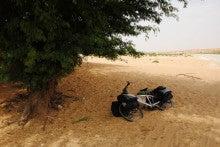 自転車世界横断!!TERU-TERU project-Mauritania roads12