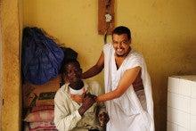 自転車世界横断!!TERU-TERU project-Mauritania roads13