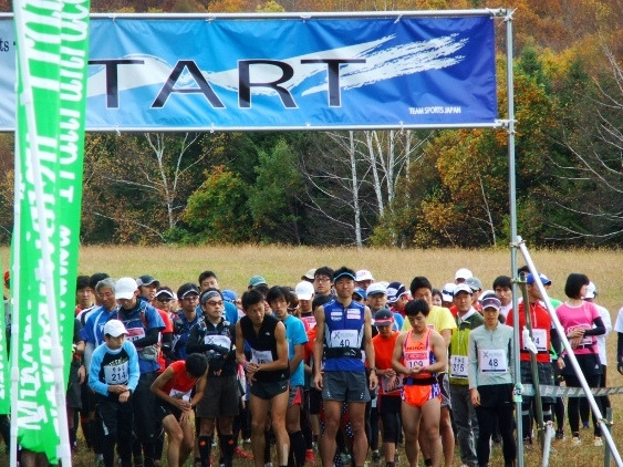 たかつえスタッフがおくる☆Takatsue's Back door-南会津トレイルレース① -2011.10.23-
