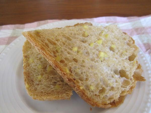 のほほん日記 in 大阪-さつまいも食パン