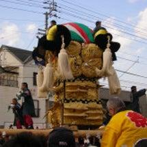 新居浜太鼓祭り
