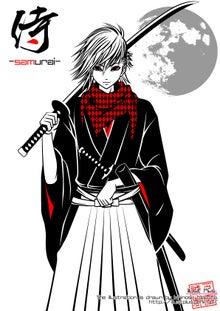 和風セクシーガールズイラスト(日本刀・着物・和服・美人画・美少女画)制作-侍-samurai-