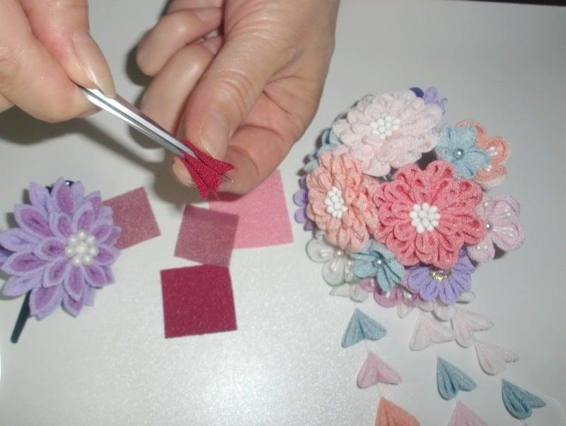 毎週第4水曜日 13時~2時間半 ... : 飾りの作り方 : すべての講義