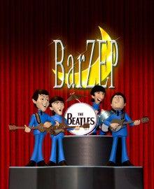 銀座Bar ZEPマスターの独り言-Bar ZEP BEATLESロゴ